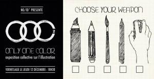 Affiche OOC2 Galerie NO/ID* à Toulon