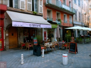Restaurant salon de thé L'Aparté Toulon