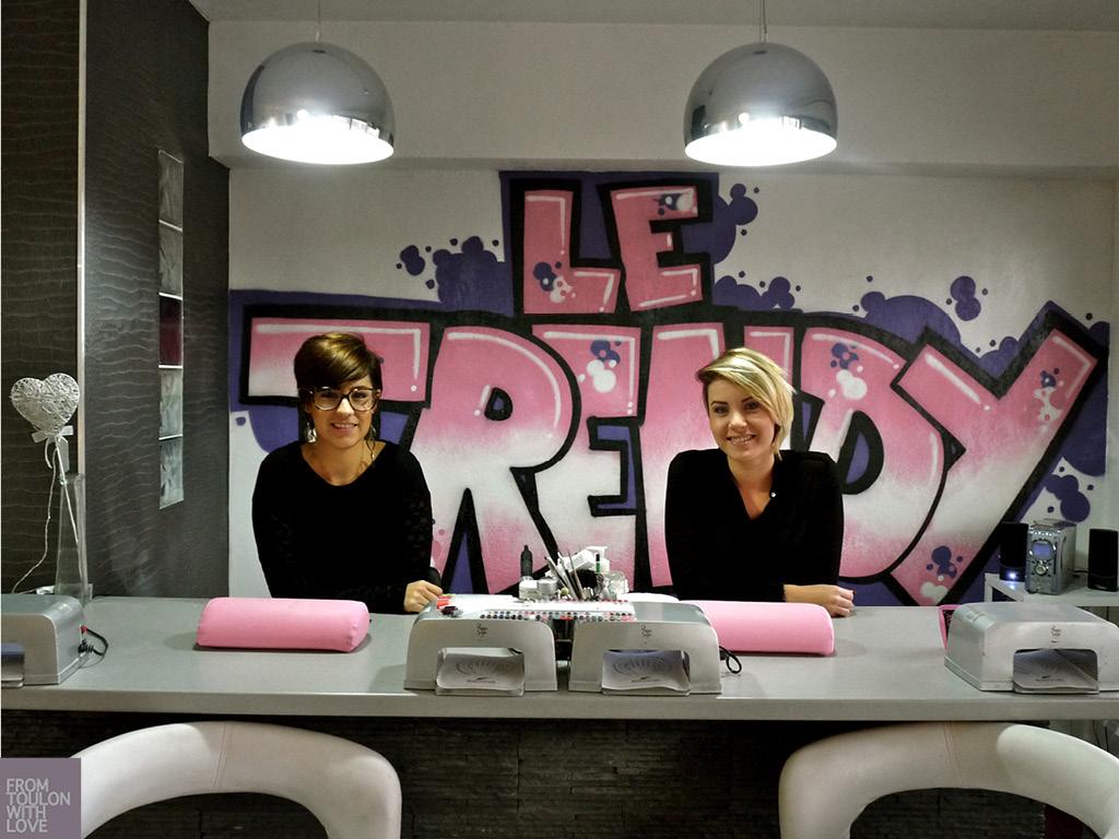 L.E Trendy, comptoir beauté