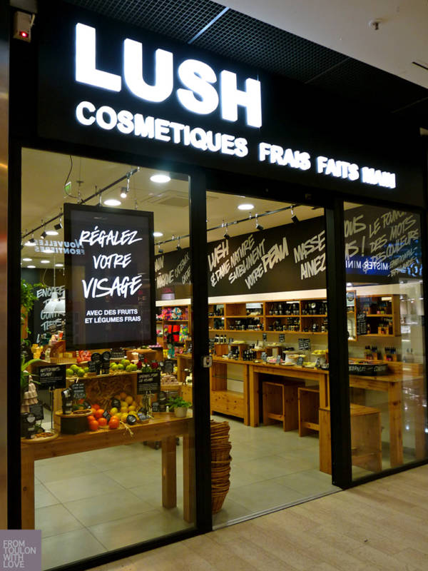Lush La Boutique 224 Croquer From Toulon With Love