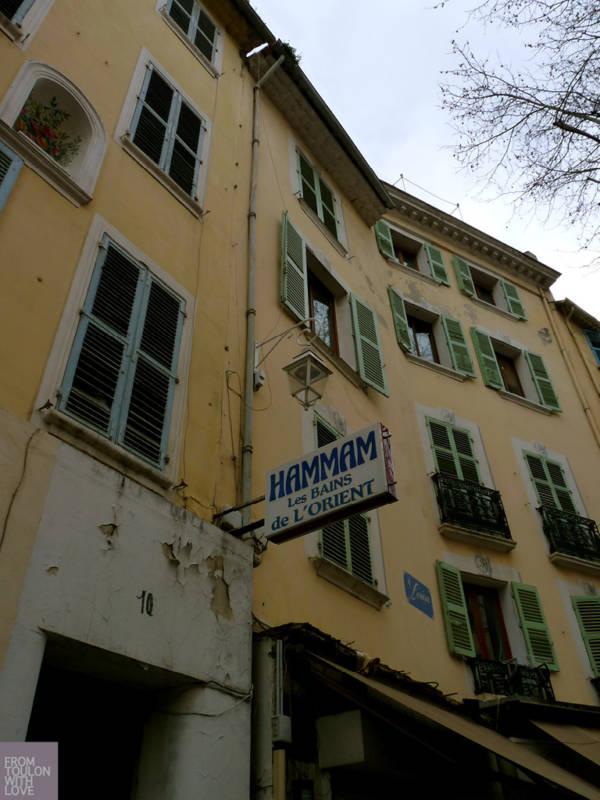 Les Bains de l'Orient hammam à Toulon