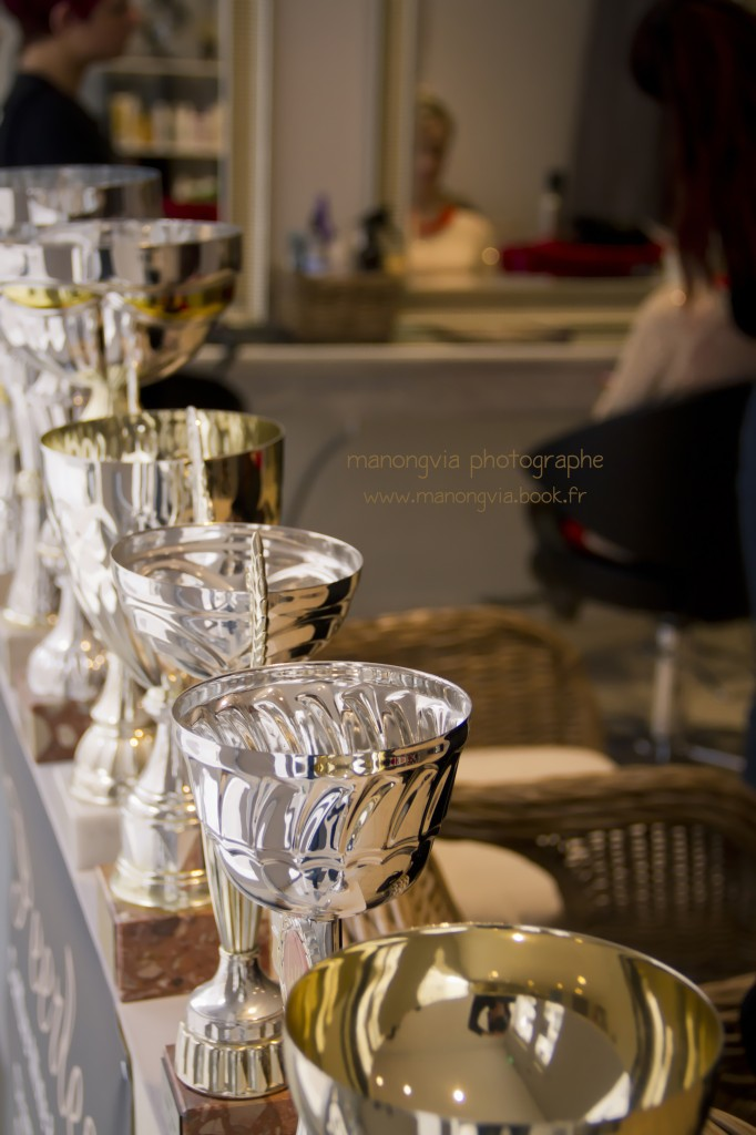 Bar à chignon Peerless Toulon