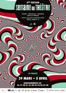 5ème édition de la Semaine du théâtre au Pradet