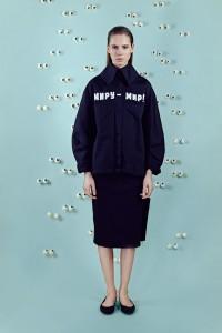 Yulia Yefimtchuk Festival international mode photographie Hyères 2014