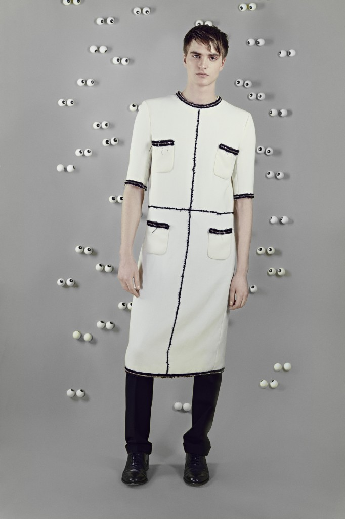 Anne Kluytenaar Festival international mode photographie Hyères 2014