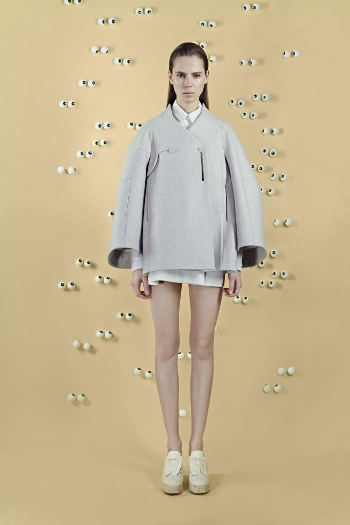 Kenta Matsushige Festival international mode photographie Hyères 2014