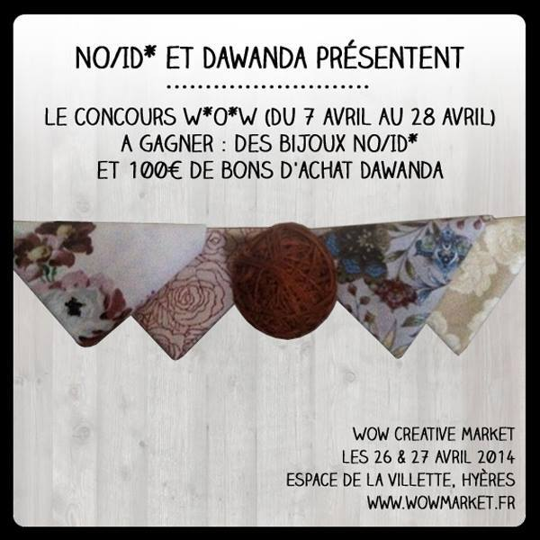 Concours WOW 2014