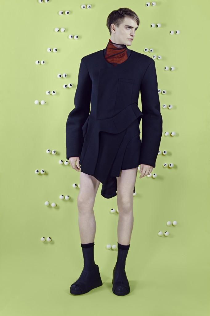 Pablo Henrard Festival international mode photographie Hyères 2014