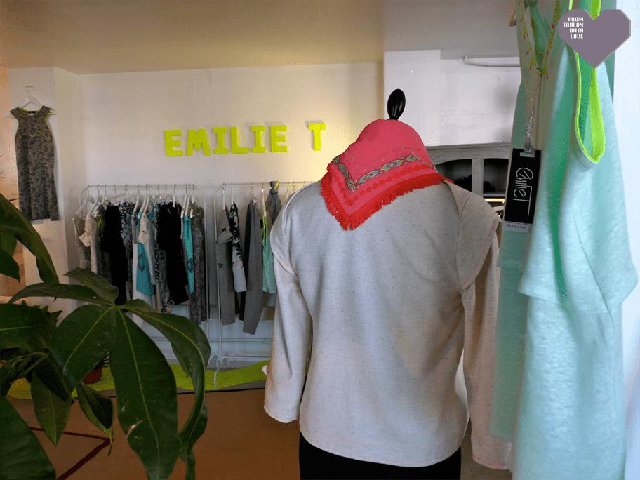 Emilie T  Atelier 165 Carqueiranne