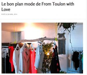 blogueuse mode Toulon presse média Zoomon bon plan