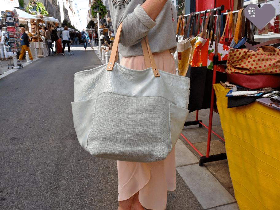 Peau d'âme Marselle Mourillon Market Place Toulon
