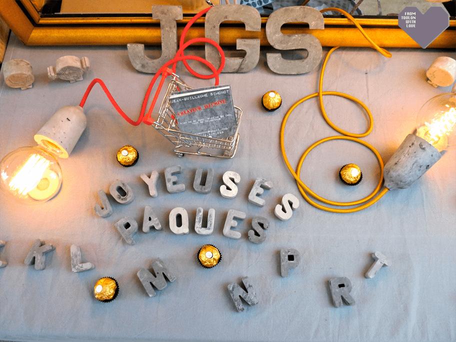 JGS créations Mourillon Market Place Toulon