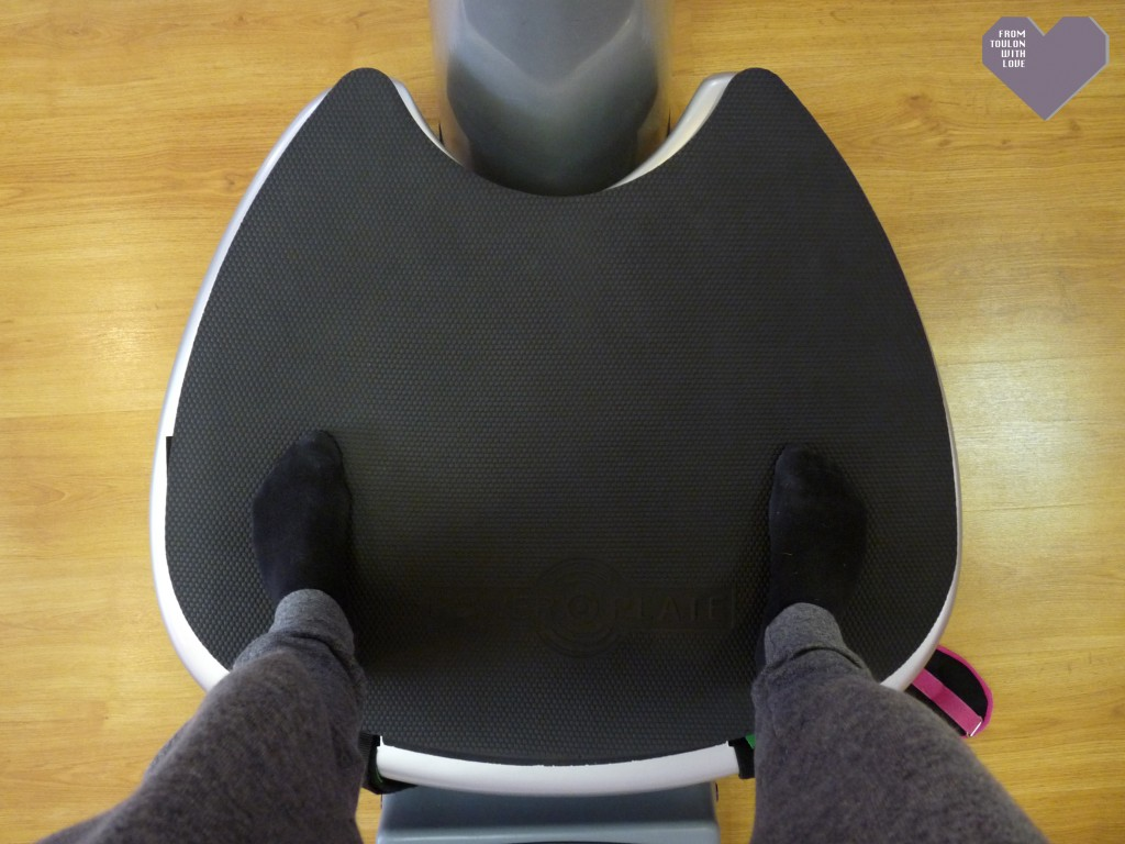 PowerPlate chez Lifestyle Ladies Toulon 83