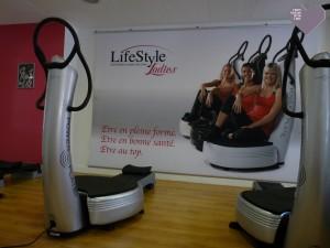 PowerPlate chez Lifestyle Ladies Toulon 83