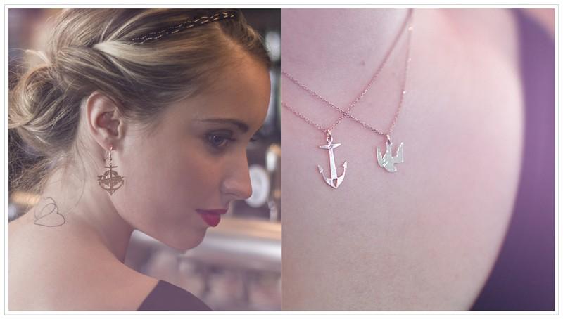 Bijoux Les Etoiles de Lily Marseille