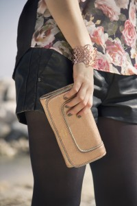 Look haut roses Mango blog mode From Toulon with Love