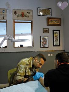 Salon tatouage / Betsy's Corner Toulon