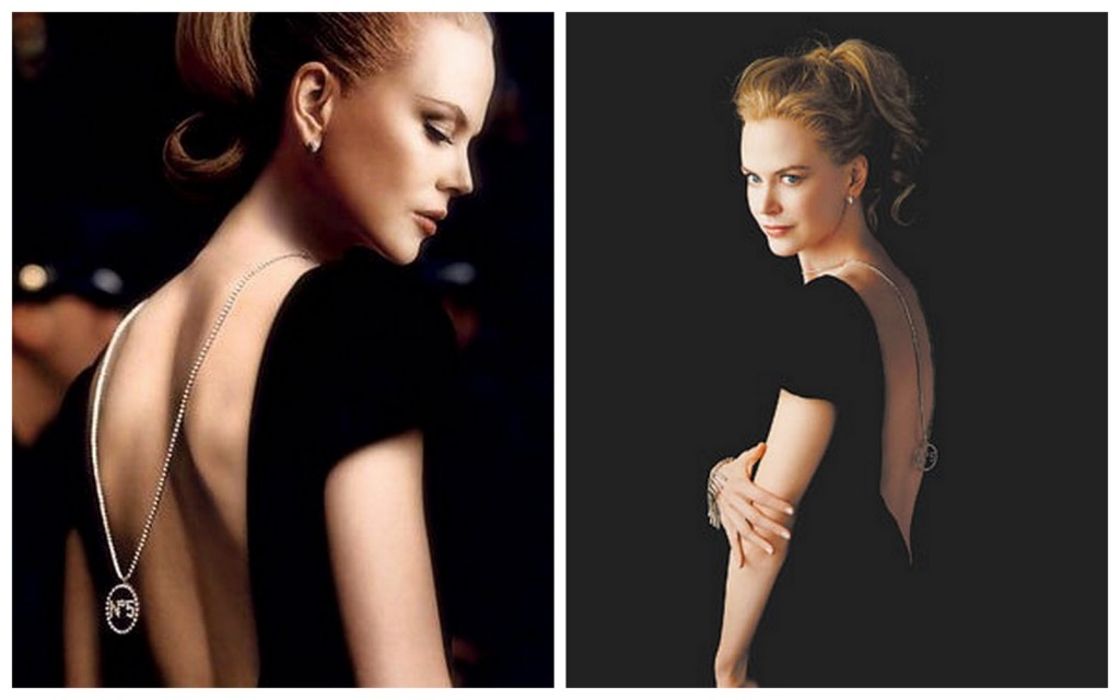 Nicole Kidman publicité parfum Chanel numéro 5