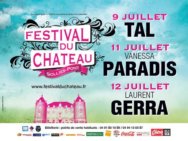 festival château sollies pont