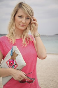 Look boho Virgin EthniK + beachwaves Julie From Toulon with Love Fashion blogger Toulon Var PACA frenchriviera