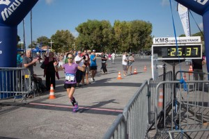 Foulée des gazelles course Mourillon Toulon septembre 2014