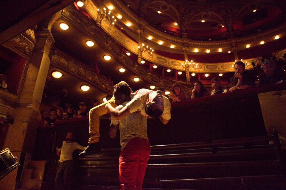 Compagnie danse Kubilai-Khan investigations Toulon