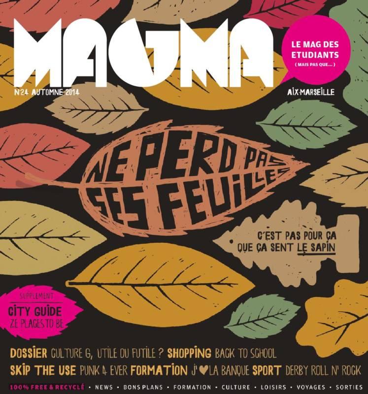 MAGMAMAG-n-22 -automne-2014