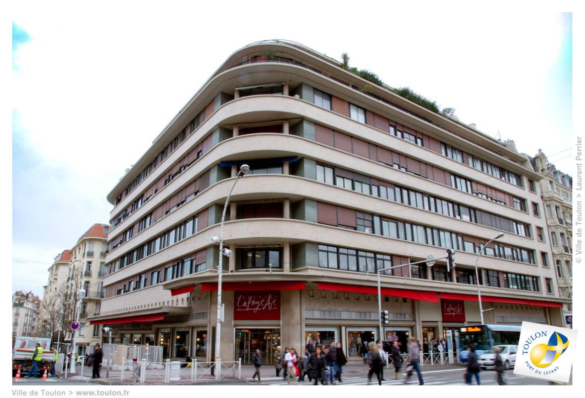 Galeries Lafayette Toulon 83