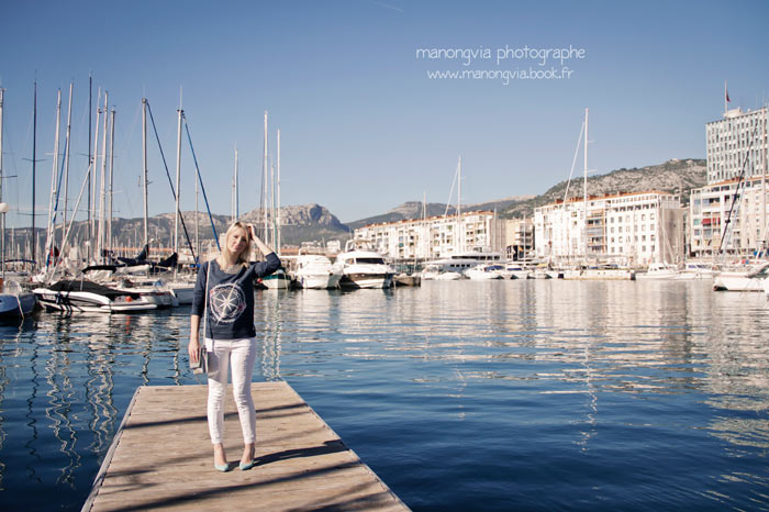 Sweat WAY Cap au Sud blogueuse From Toulon with Love