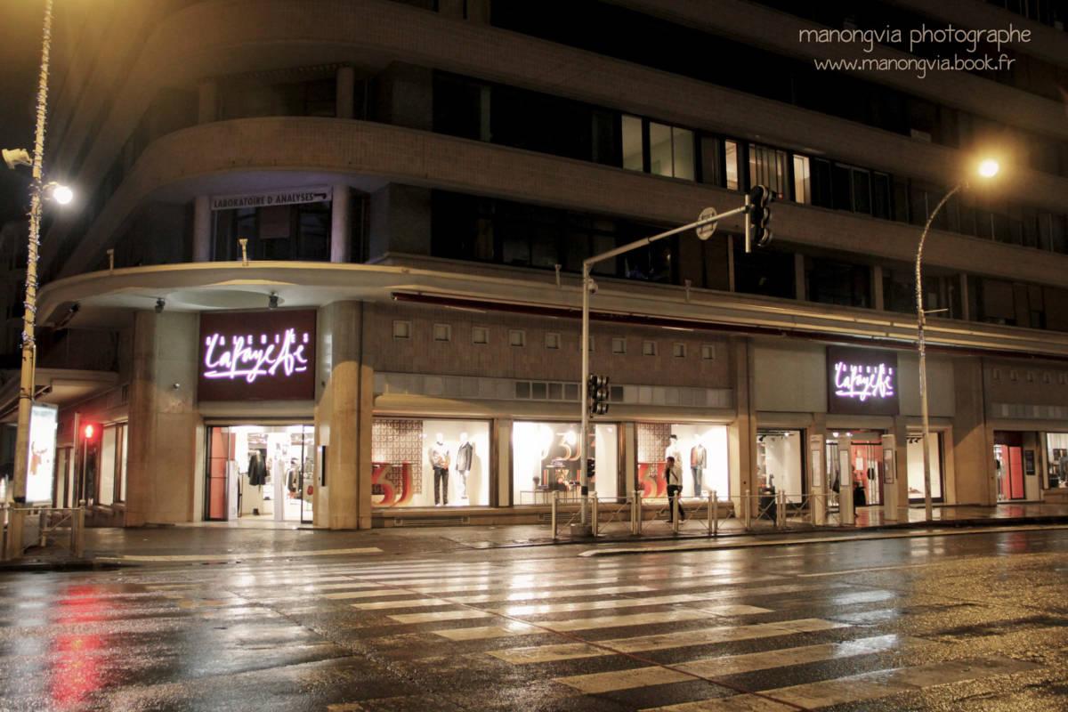 Soirée Galeries Lafayette Toulon partenaire blog From Toulon with Love