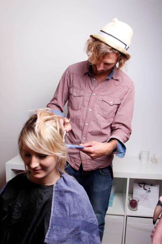 Benjamin Richard coiffeur visagiste à domicile 83