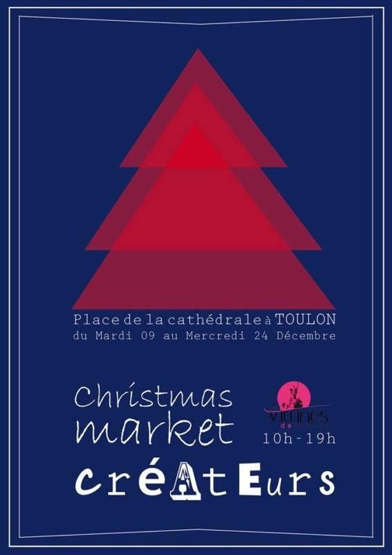 Christmas MArket Toulon 2014