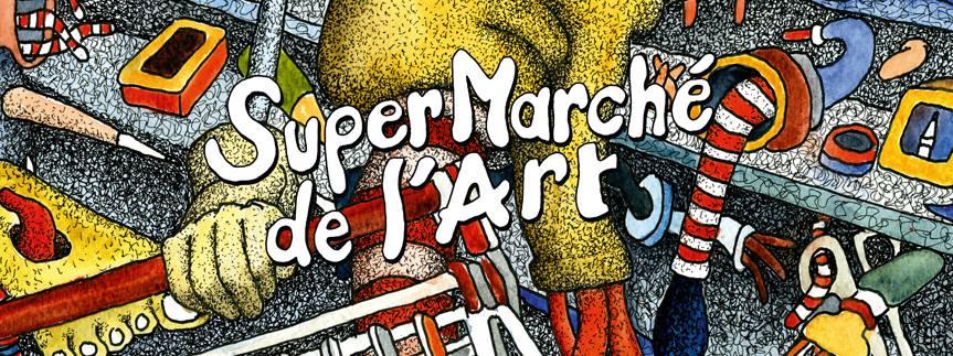 Parcours Supermarché de l'art 2014 Toulon