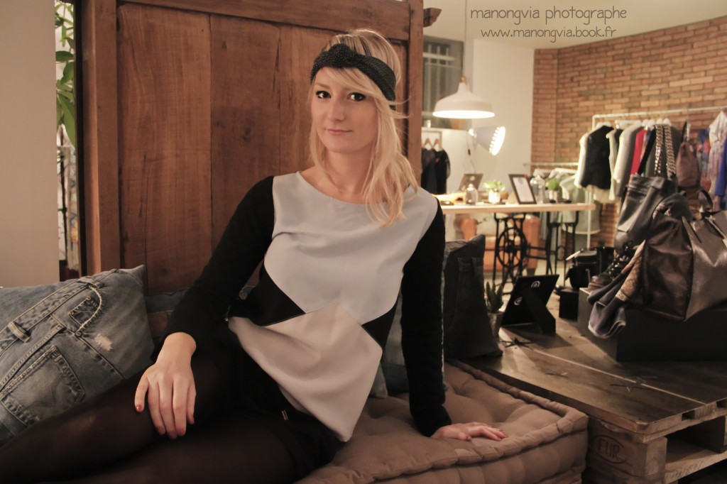 Look blogueuse sport chic Emilie T