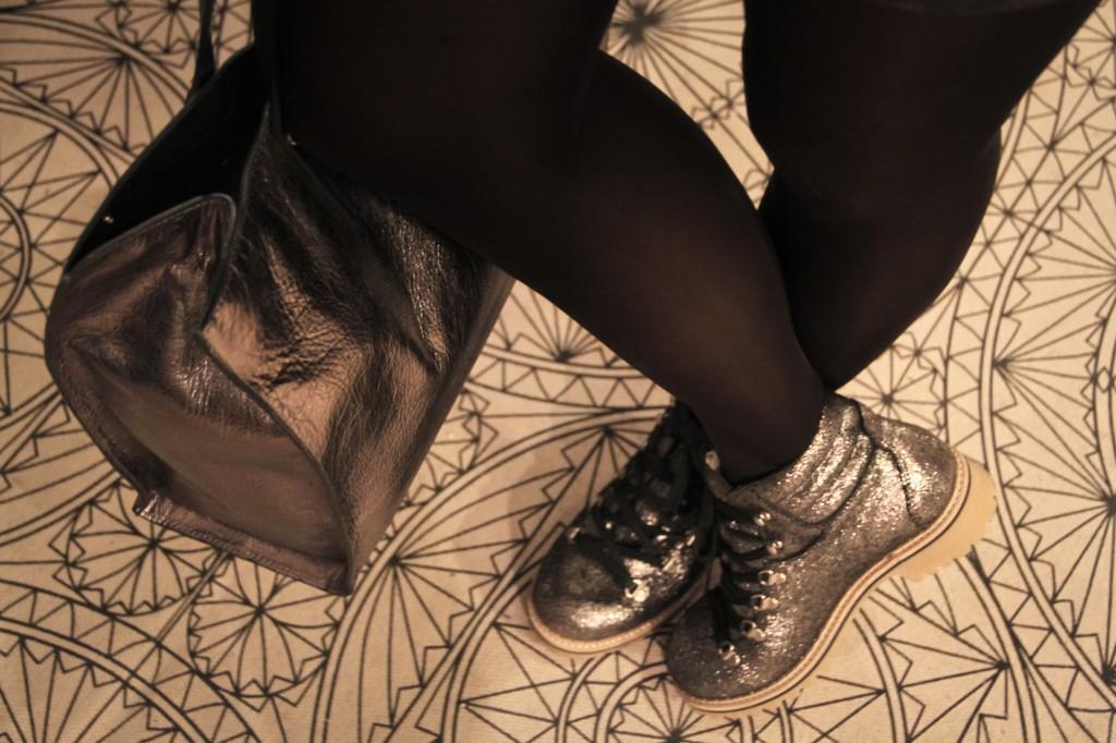 Look blogueuse Toulon shoes Wanted Salomé