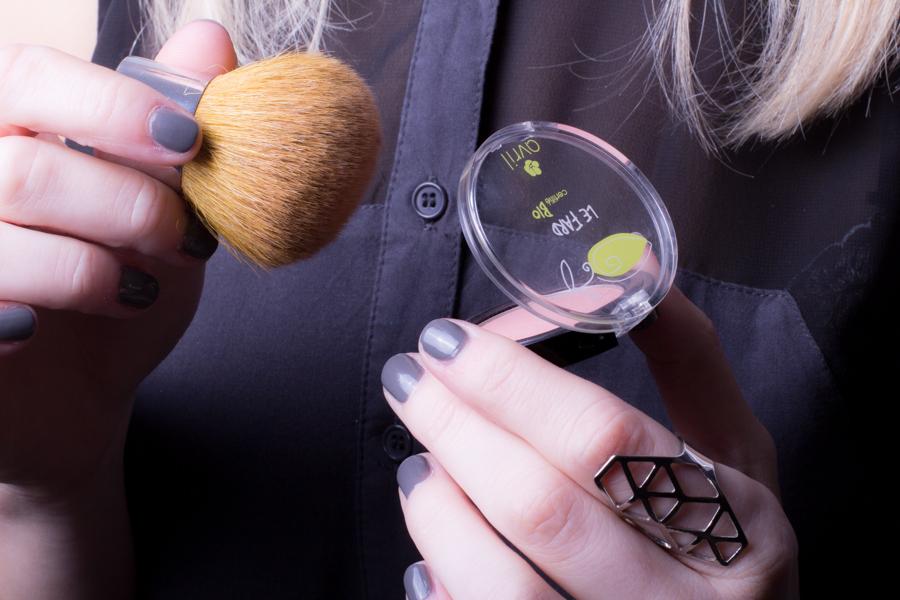 test marque cosmétiques bio AVRIL blogueuse beauté