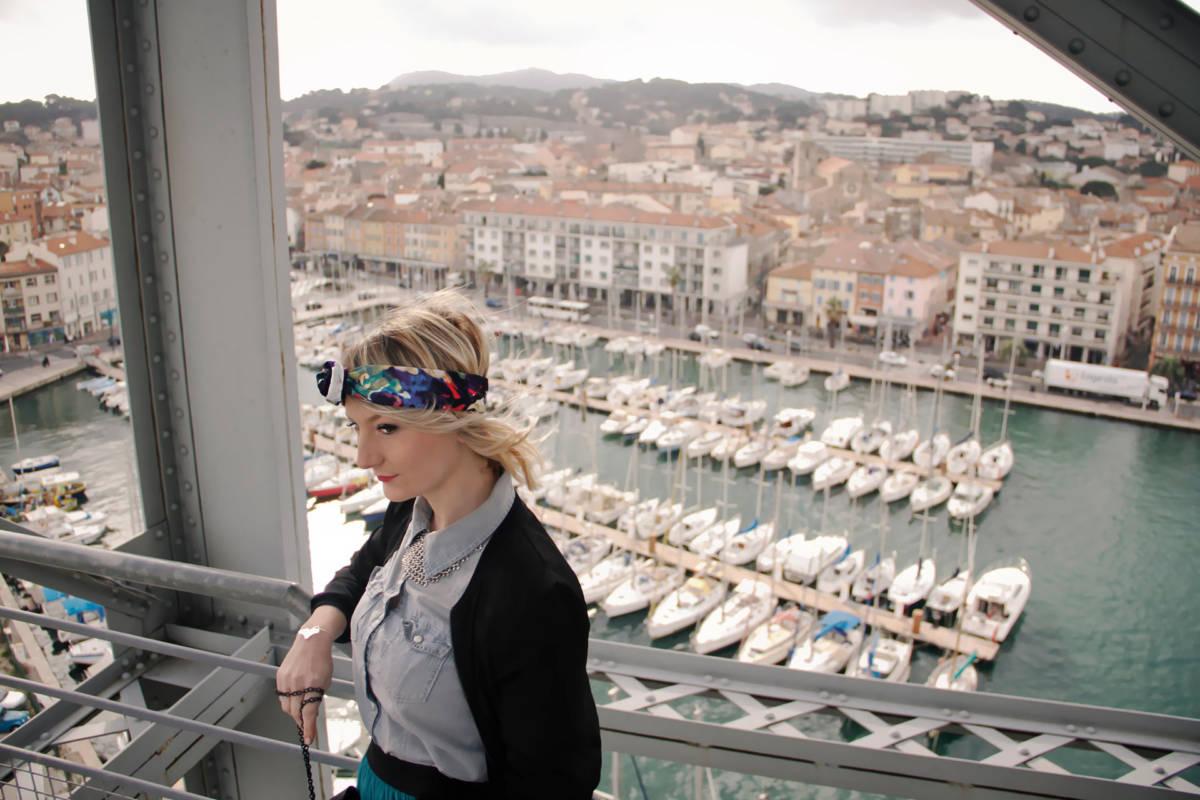 vue port La Seyne sur Mer blog varois From Toulon with Love