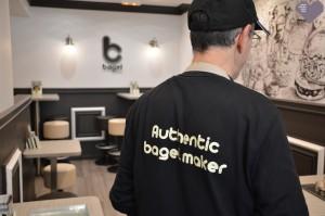 authentic bagel maker