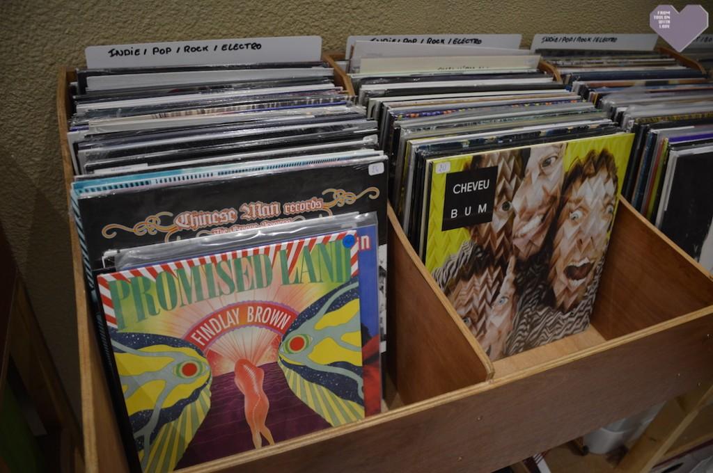 La Cellule Records boutique musique vinyls vente achat occasion neuf Toulon