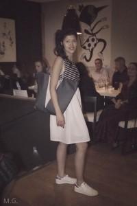 défilé mode Be by Sandra stylisme mise en scène From Toulon with Love blogueuse influente