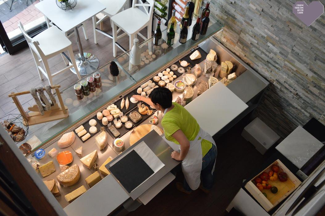 J 39 ai test le comptoir des fromages toulon - Le comptoir des malletiers ...