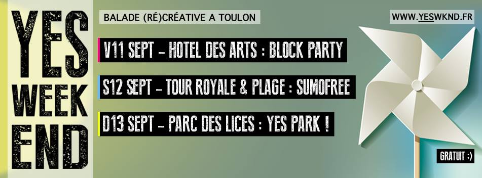 yes week-end Toulon