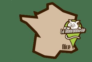 adresse bar à chat ronronnerie Nice