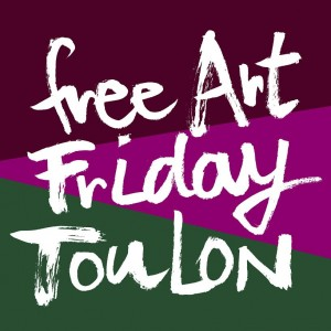 free art friday toulon TPM 83