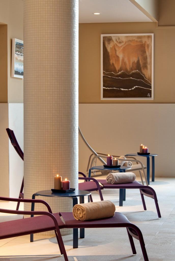 Piscine Spa hotel renaissance aix en provence