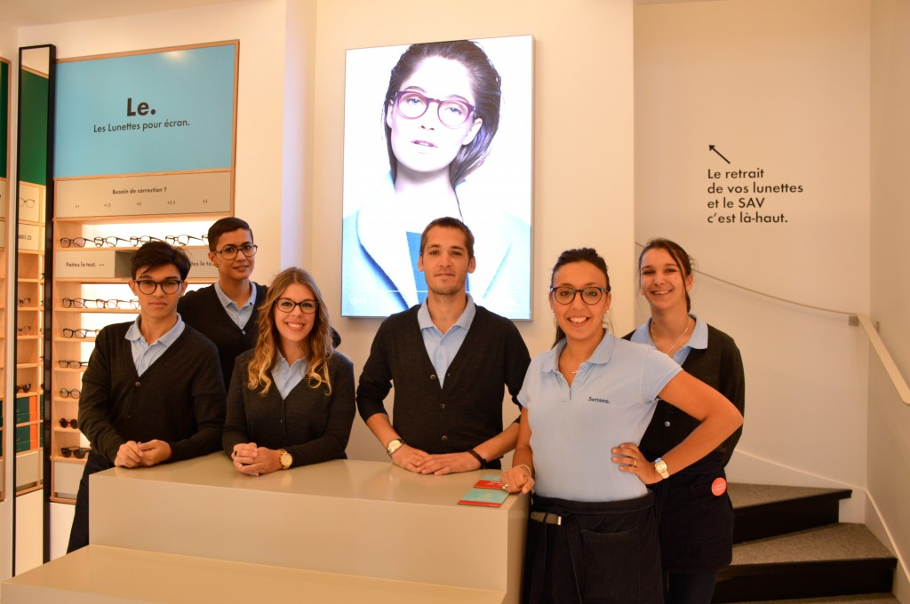 equipe sensee marseille lunettes made in france