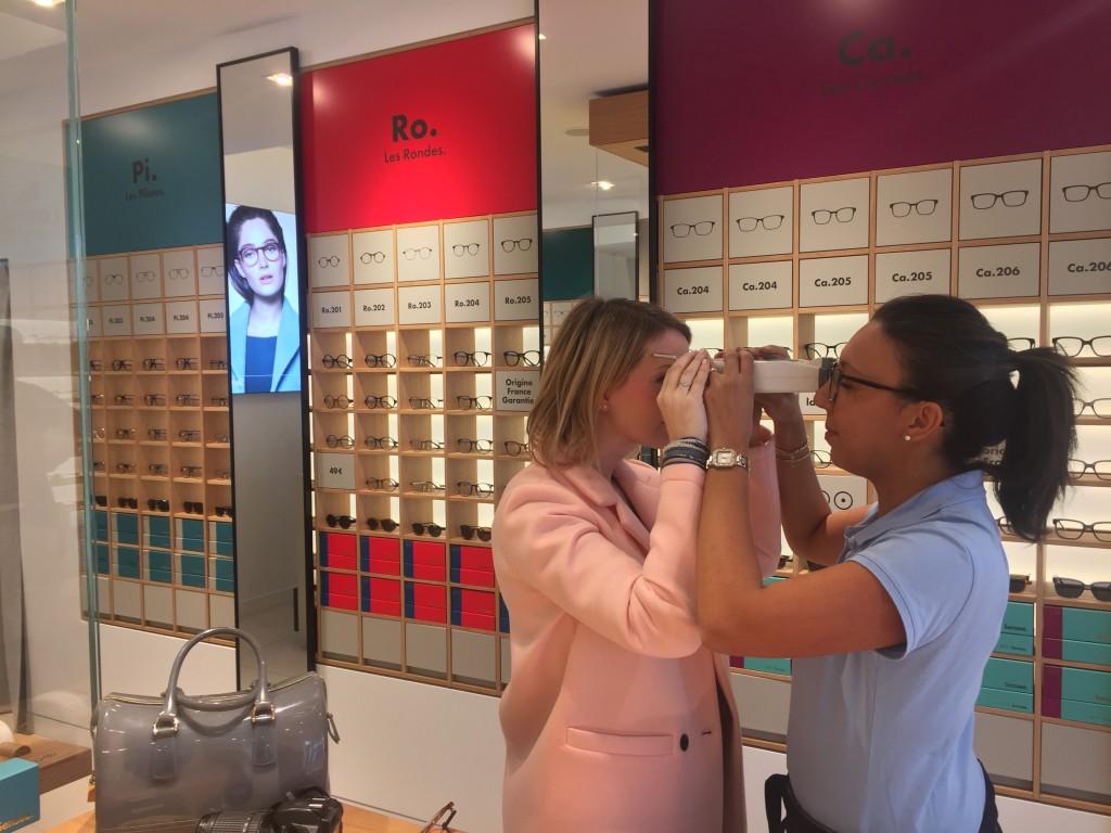 mesures lunettes opticien marseille sensee