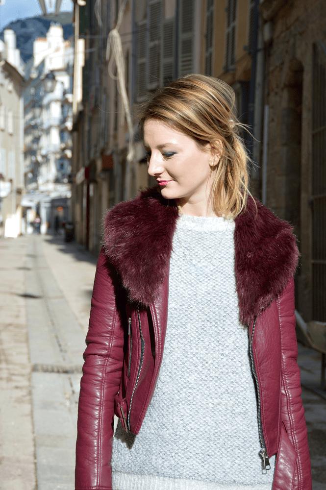 portrait-blogueuse-mode-toulon-fausse-fourrure-forever21