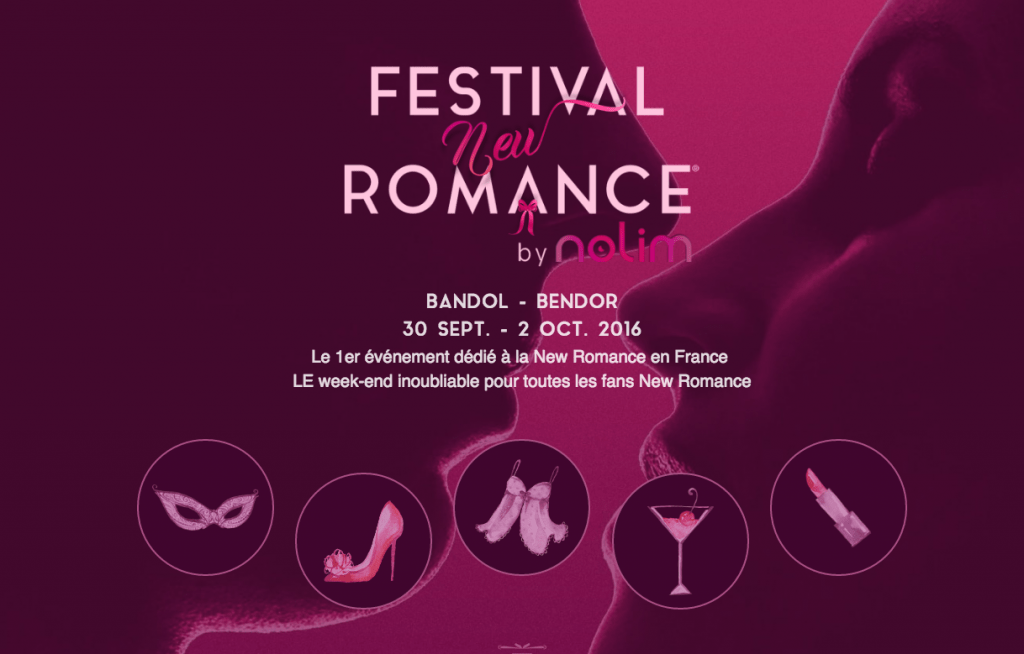 new romance blog festival salon livre bandol bendor