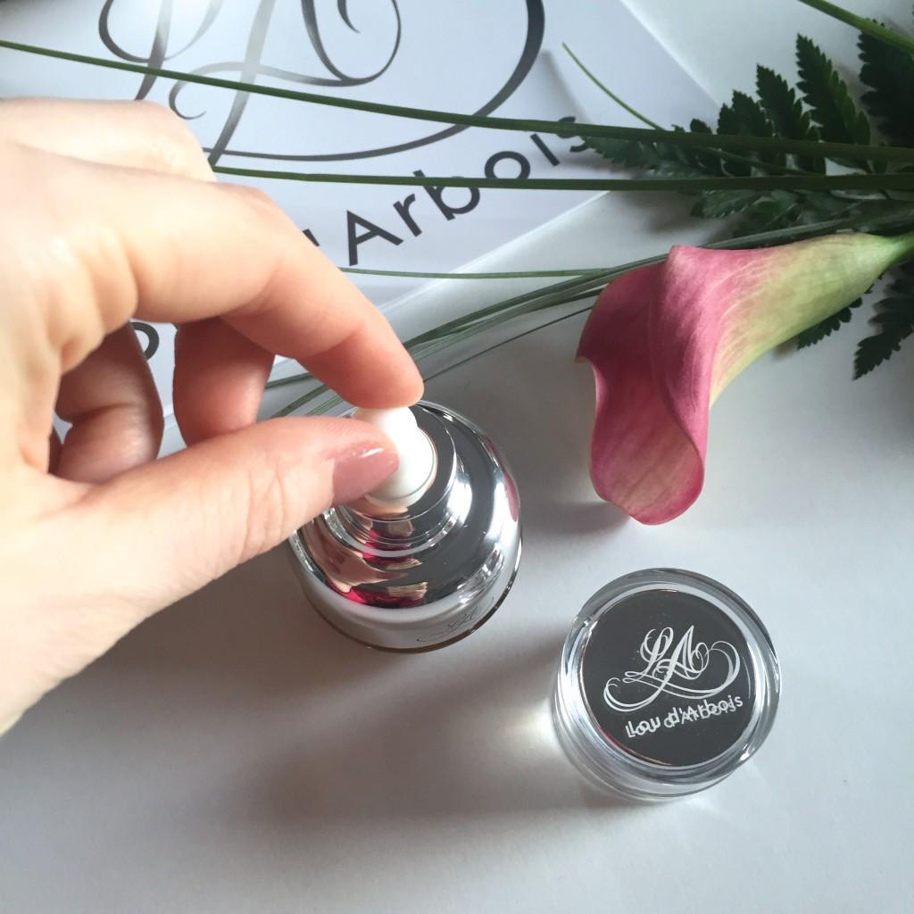 blog beaute test produit lou d'arbois